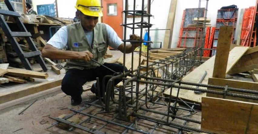 SENCICO 2019-1 (Examen Admisión 3 Marzo) Servicio Nacional de Capacitación para la Industria de la Construcción - www.sencico.gob.pe