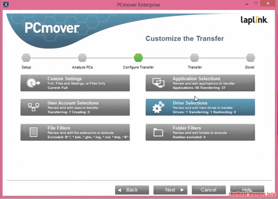 Download PCmover Enterprise 11.01.1010.0 Full Crack