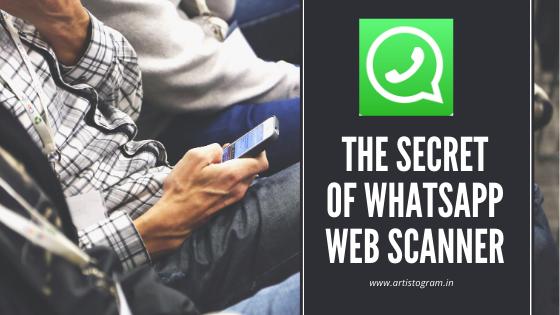 WHATSAPP WEB SCANNER