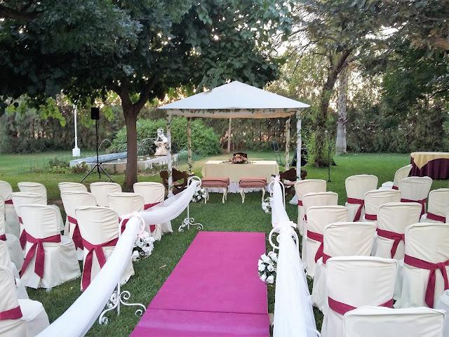 Ceremonia de boda en Badajoz