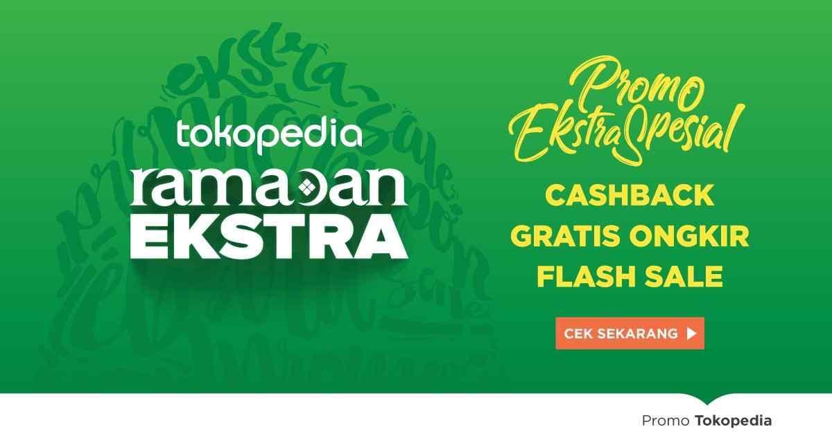 kumaseo- ramadhan ekstra tokopedia