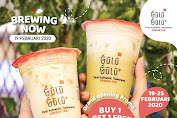 Gulu Gulu Ruko Crown Golf PIK Promo Opening Buy 1 Get 1 Free