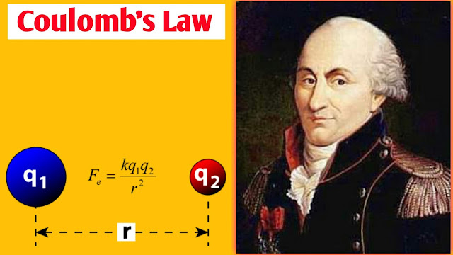 Coulombs law : Definition, Limitations, Equations, Explanations and some Important points