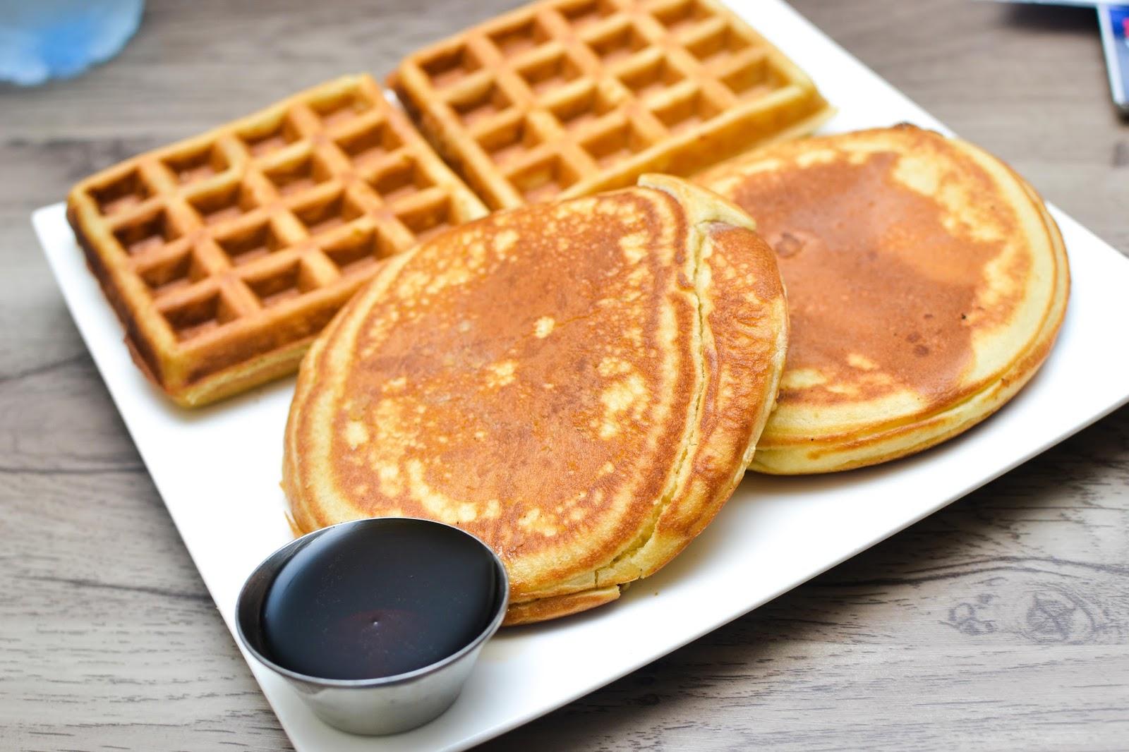 Pancakes & Waffles in Lagos
