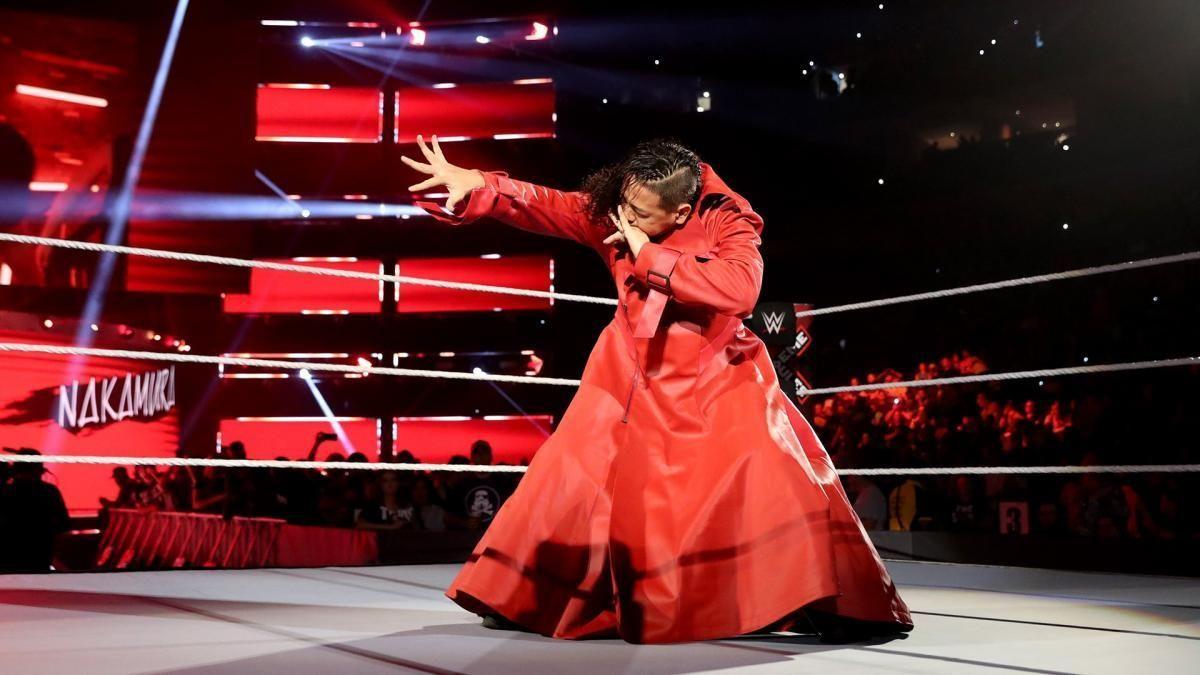 Revelado qual será o próximo combate de Shinsuke Nakamura