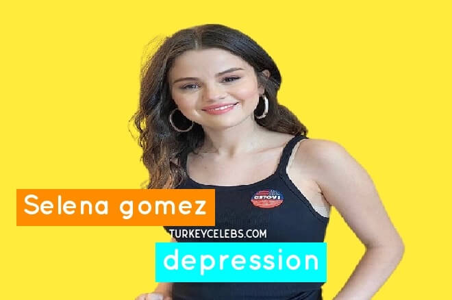Selena gomez depression everything you wanted to know about and were afraid to ask.