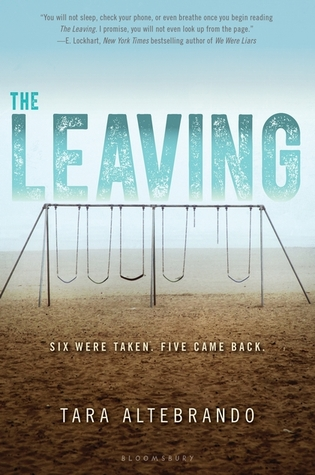 the leaving tara altebrando book review