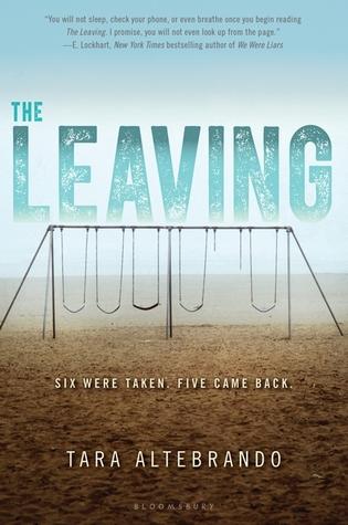 the leaving tara altebrando book review