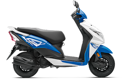 2017 Honda Dio side look