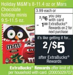 Mars Chocolate Holiday Minis