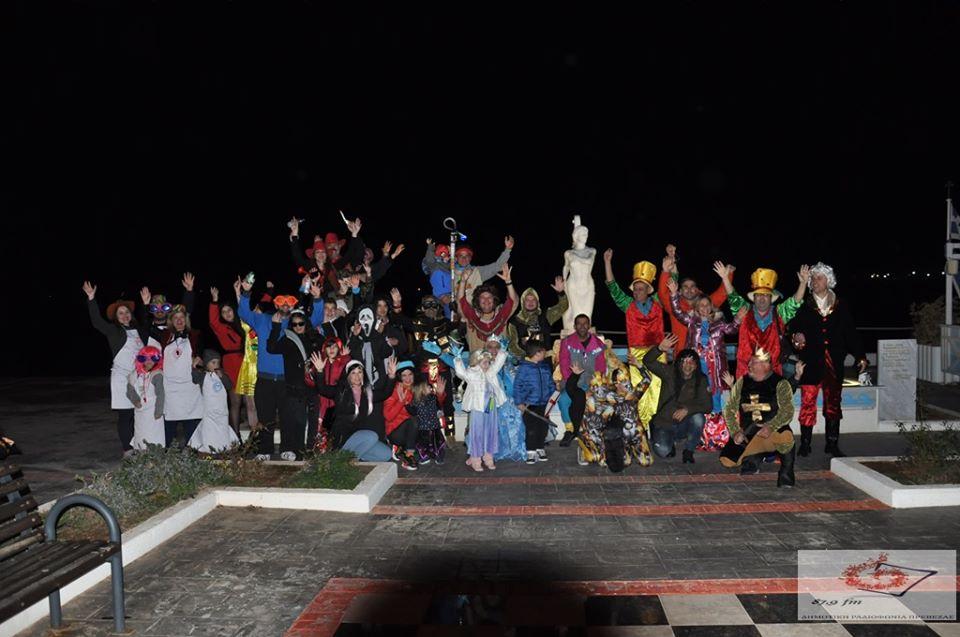 Όλα έτοιμα για την μεγάλη παρέλαση του Καρναβαλικού Κομιτάτου στην Πρέβεζα