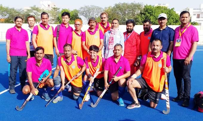 एसबीआई अन्तरमण्डलीय हॉकी टूर्नामेंट : लख़नऊ ने अहमदाबाद को दी मात