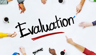 Komponen Evaluasi Pendidikan : Evaluasi, Penilaian, Pengukuran dan Instrumen