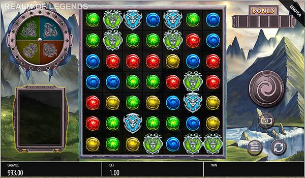 Main Slot Gratis Indonesia - Realm of Legends (Blueprint Gaming)