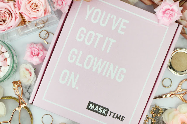 Mask Time x Duft & Doft May Glow Starter K Beauty Box Review | Lovelaughslipstick Blog