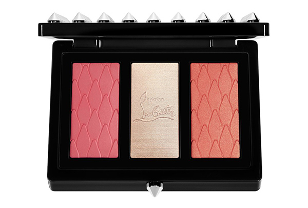 Christian Louboutin Blush and Highlighter Palette