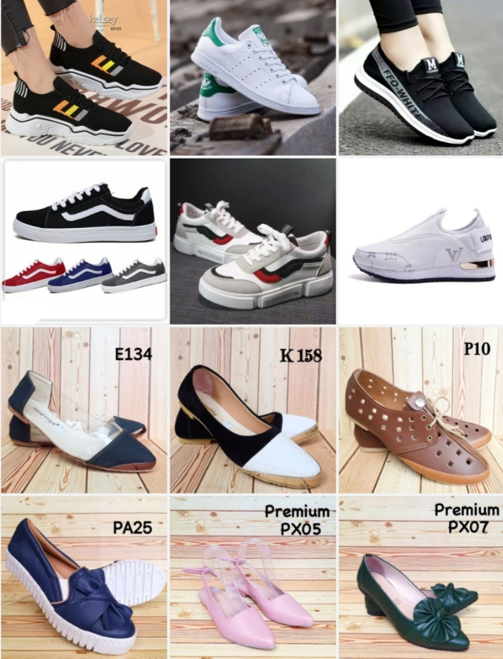 Model Sepatu Wanita Terbaik Yang Lagi Trend Di Tahun 2020 Model