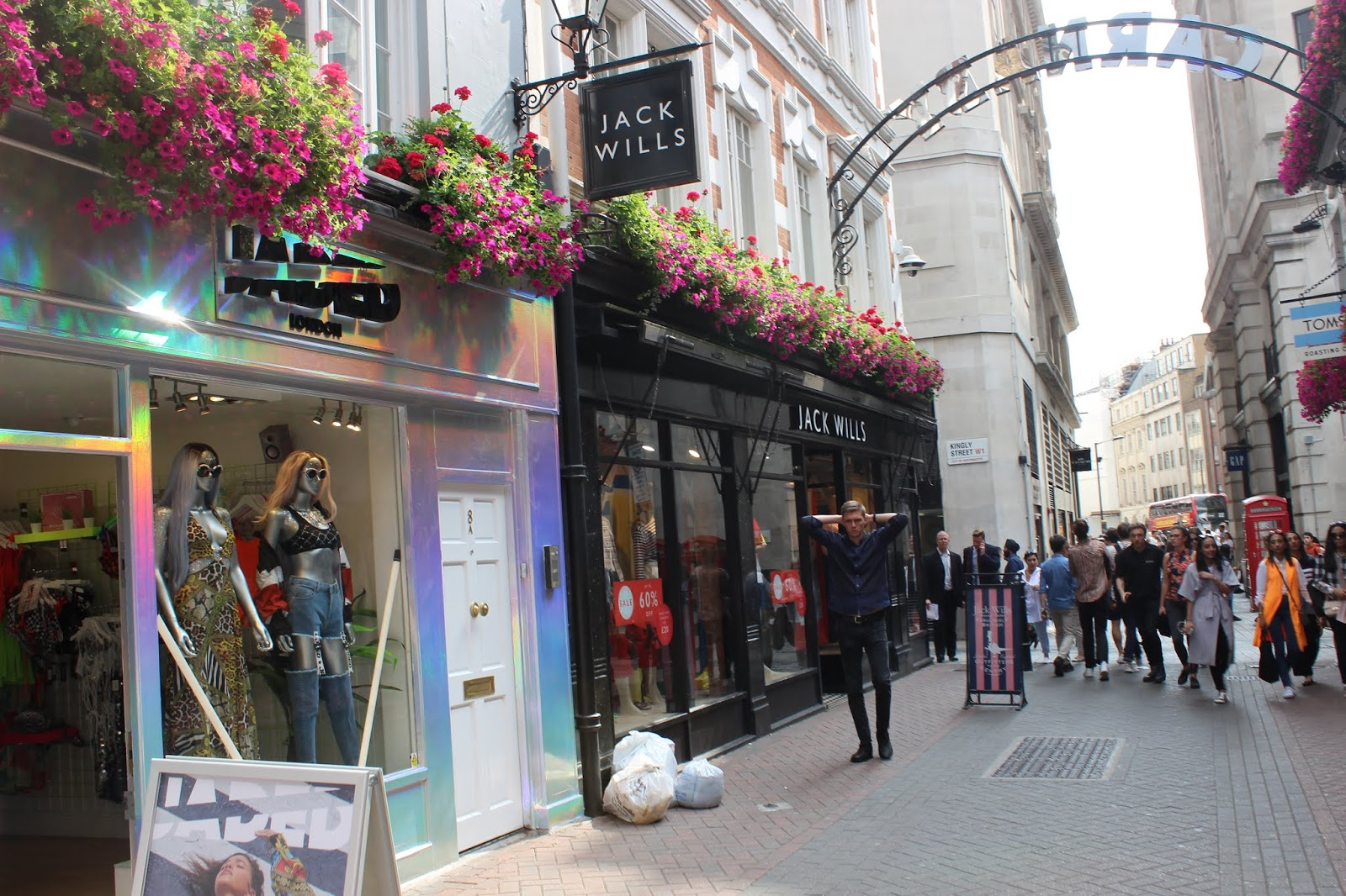 An image of Carnaby Street Jack Wills