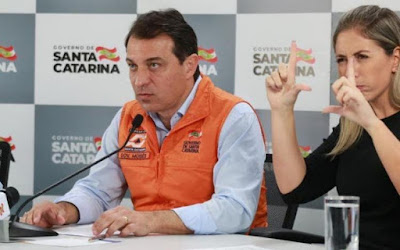 Quarentena em Santa Catarina vai durar mais tempo