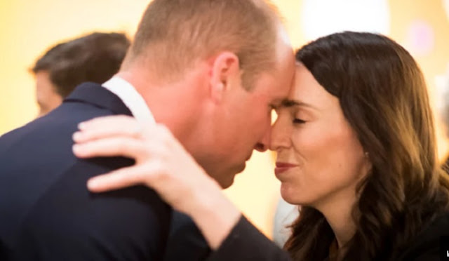 Pangeran William Hadiri Anzac Day di Auckland