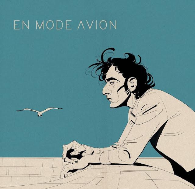 En Mode Avion, le premier EP de Soren Canto, tout en poésie, sortira le 29 novembre 2019.
