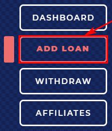 Создание депозита в LoanTech