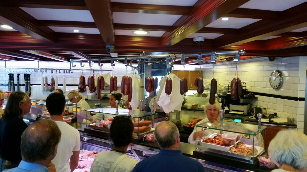 Amsterdam #foodporn & exploring the Jordaan