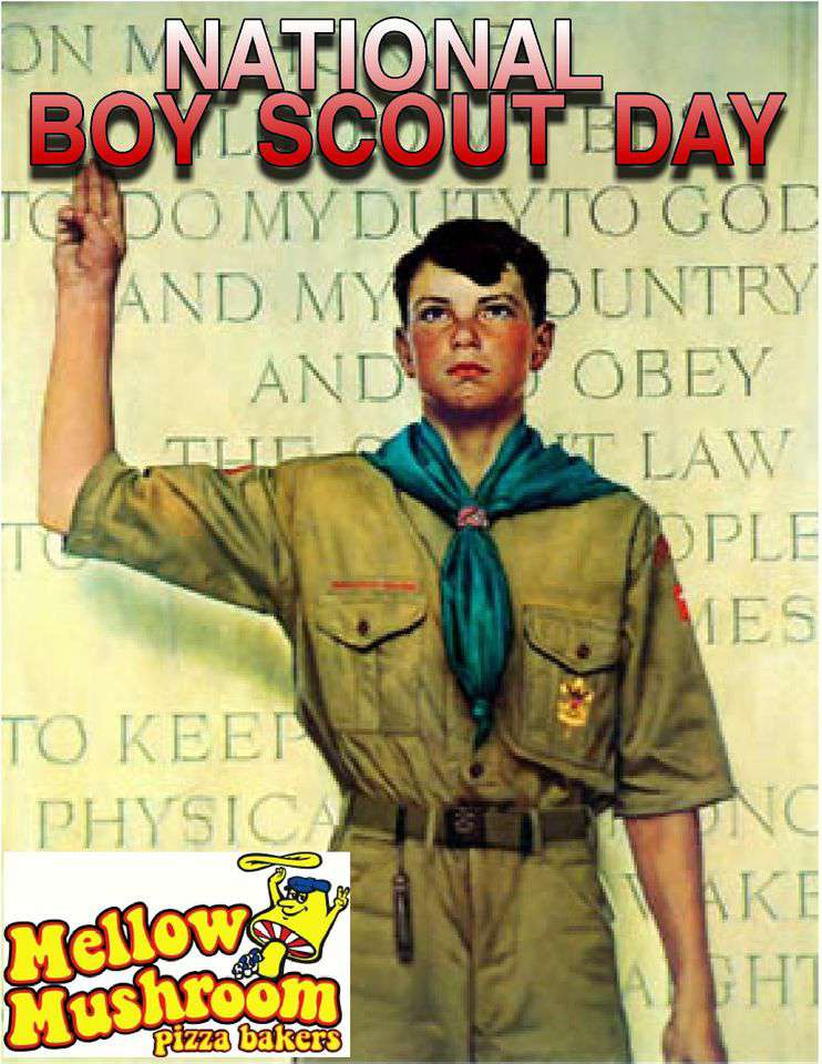 National Boy Scout Day Wishes Images