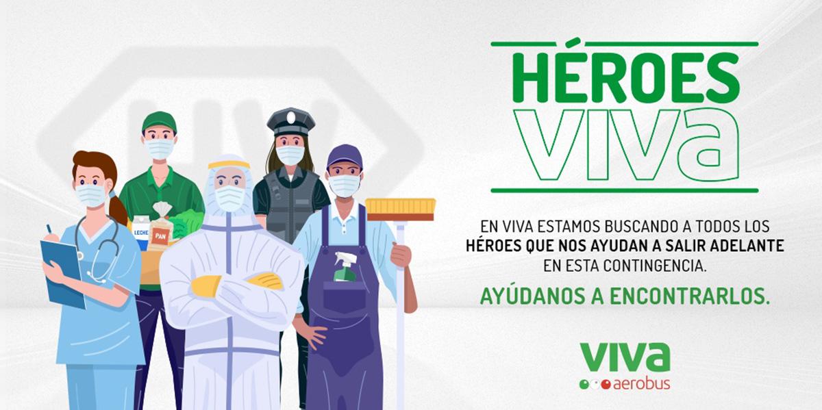 VIVA AEROBUS OFRECE VACACIONES GRATIS PANDEMIA 01