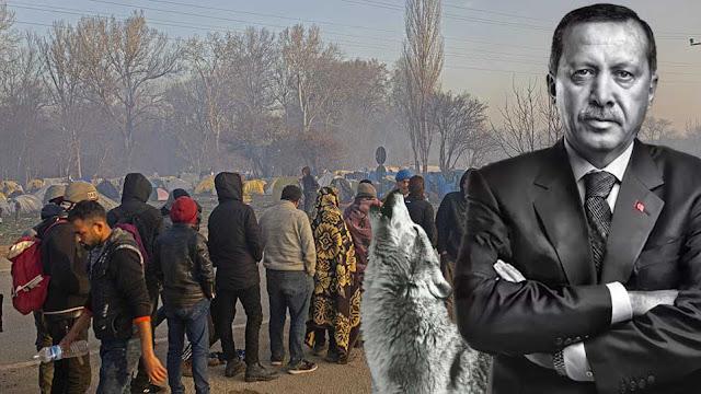 Απέτυχε το σχέδιο εισβολής του Ερντογάν στον Έβρο