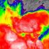 Centro de la tormenta Laura toca tierra de República Dominicana