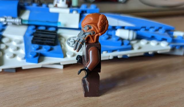 Пло Кун фигурка лего Звездные войны