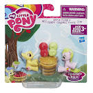 My Little Pony Sweet Apple Acres Small Story Pack Apple Flora Friendship is Magic Collection Pony