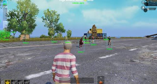 Link Download File Cheats PUBG Mobile Emulator 9 Agustus 2019