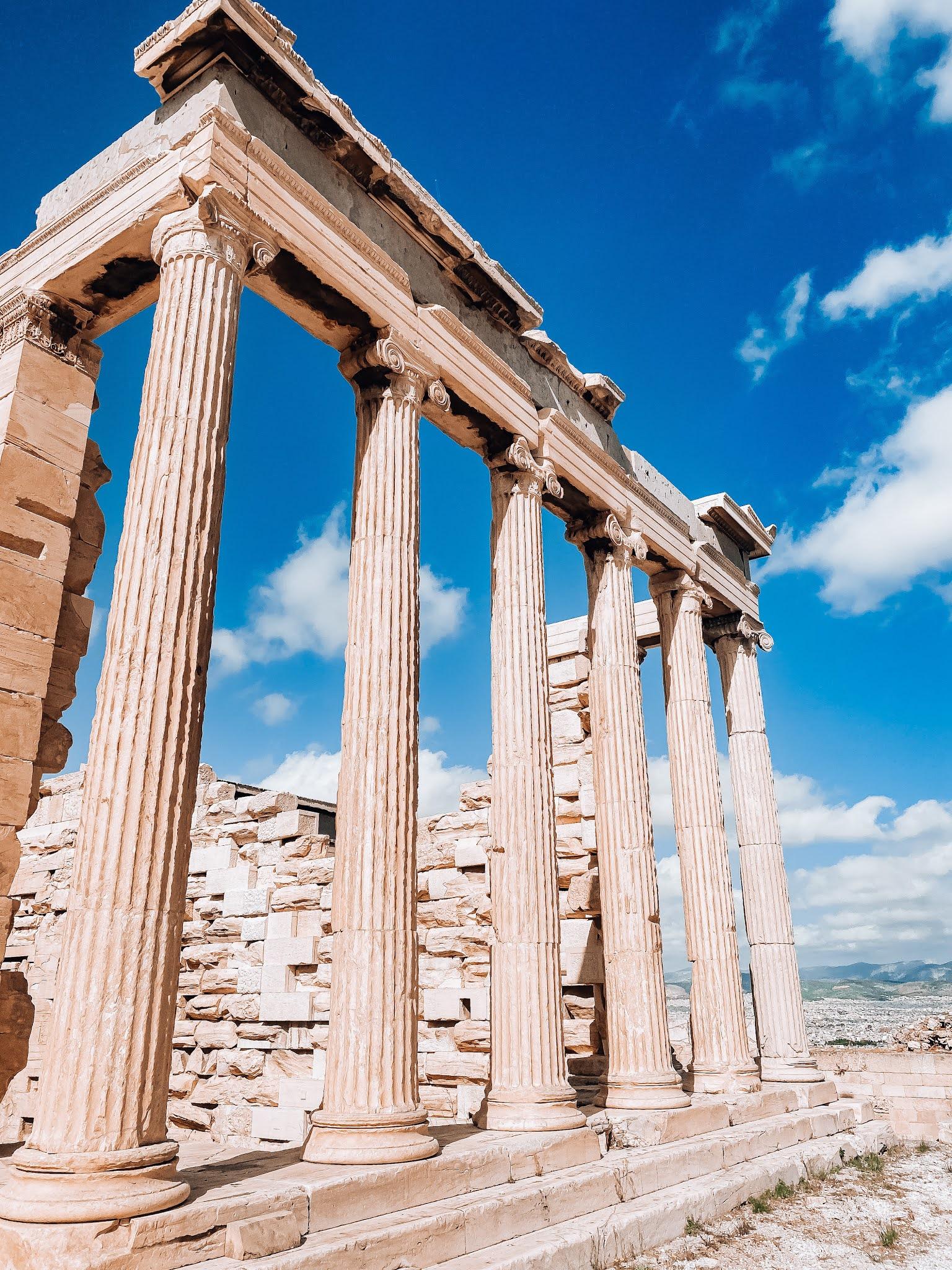 Athène Acropole