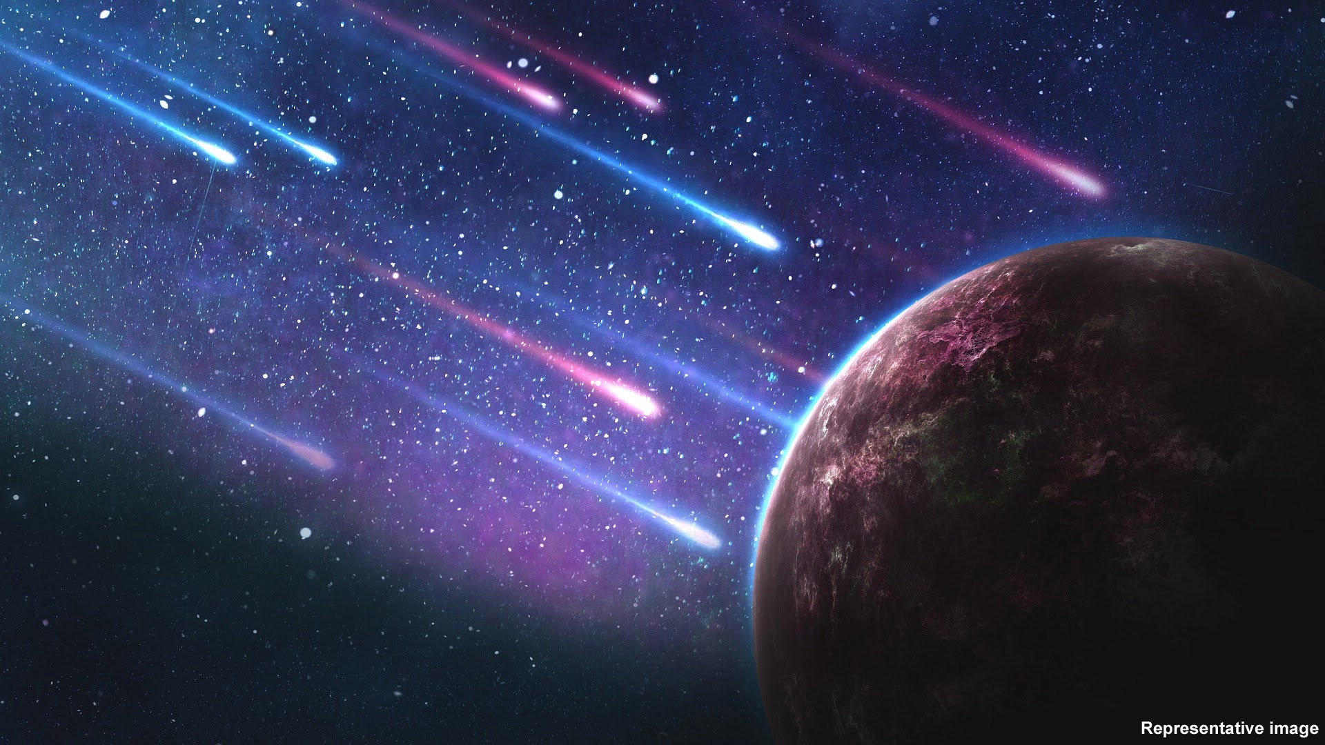 Earth Receives Over 5,000 Tonnes Of Extraterrestrial Dust Each Year