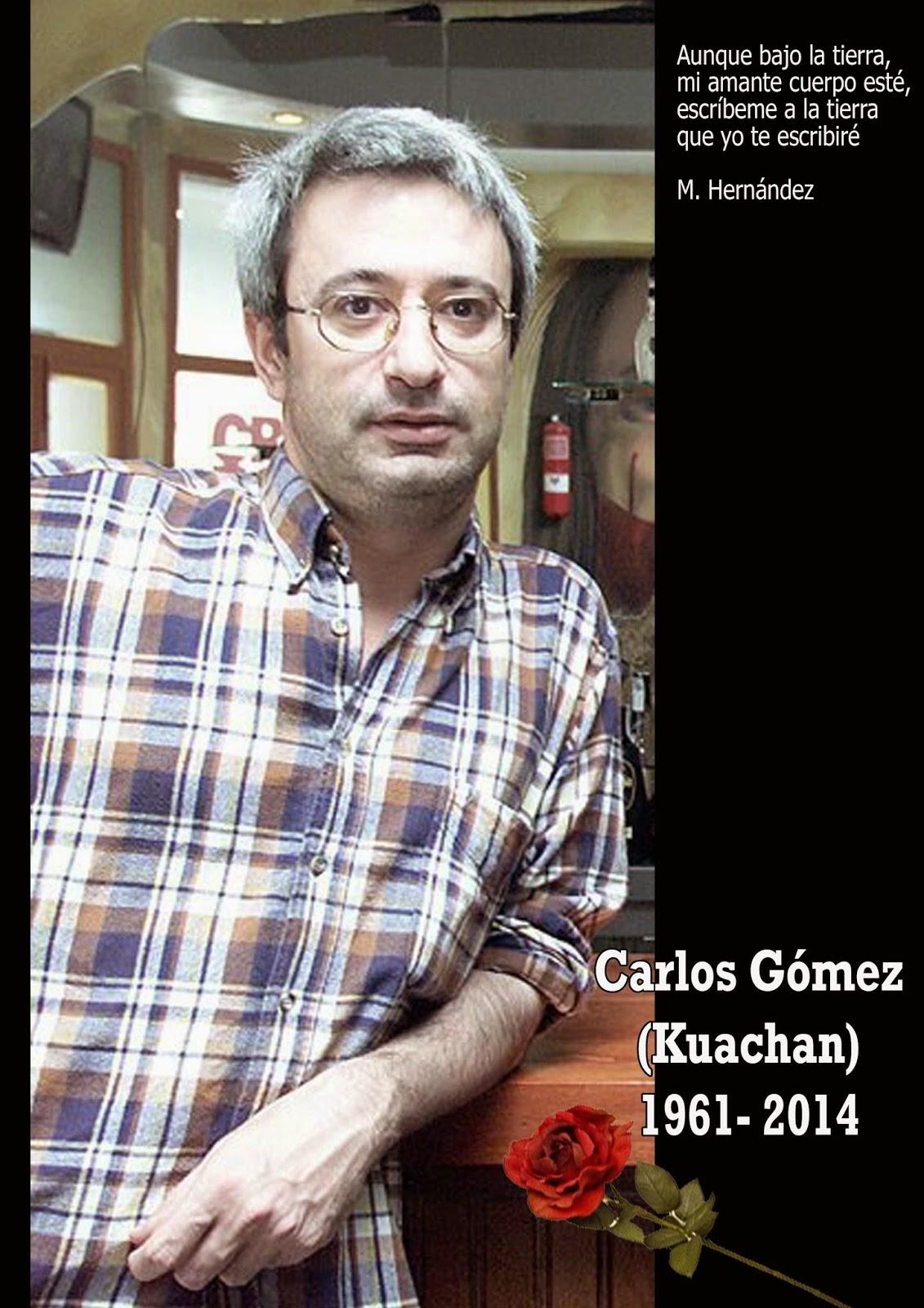 Carlos Gomez- 1961-2014