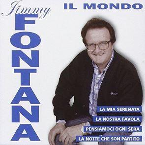 Jimmi Fontana - Il mondo - midi karaoke