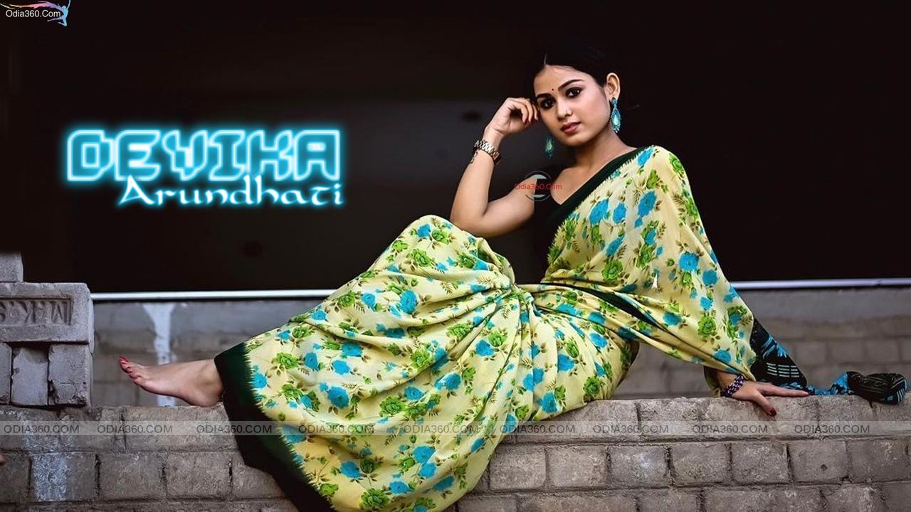 Odia Actress Devika Arundhati Hottest HD Wallpaper Download