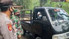 Tempat Wisata Sikujang Kandangserang Pekalongan Tidak Luput Dari Operasi Yustisi