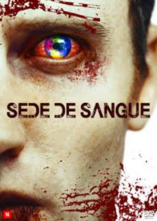 Sede de Sangue (Strange Blood) - BDRip Dual Áudio