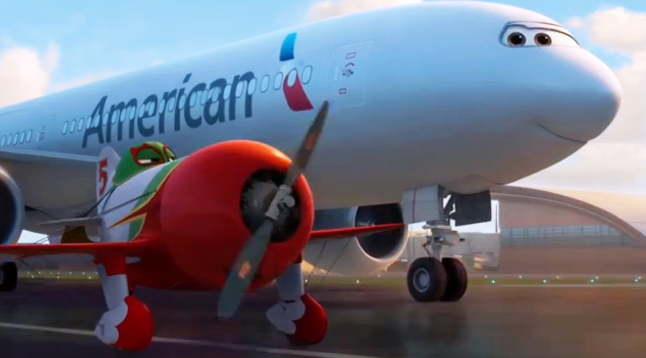 Ricky S Memoirs American Airlines Gets Cameo Role In New