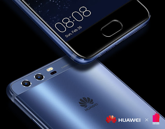 Huawei P10 and P10 Plus unveiled