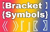 Bracket Symbols to copy and paste