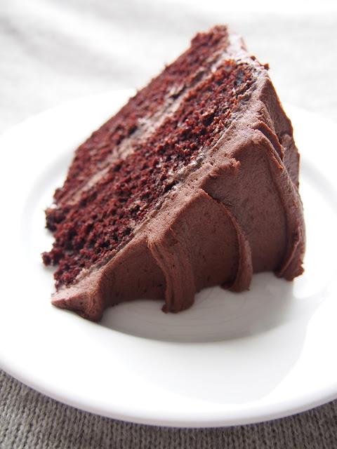 Se (täydellinen) suklaakakku