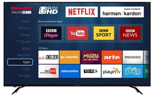 Smart TV / تلفزيون ذكى