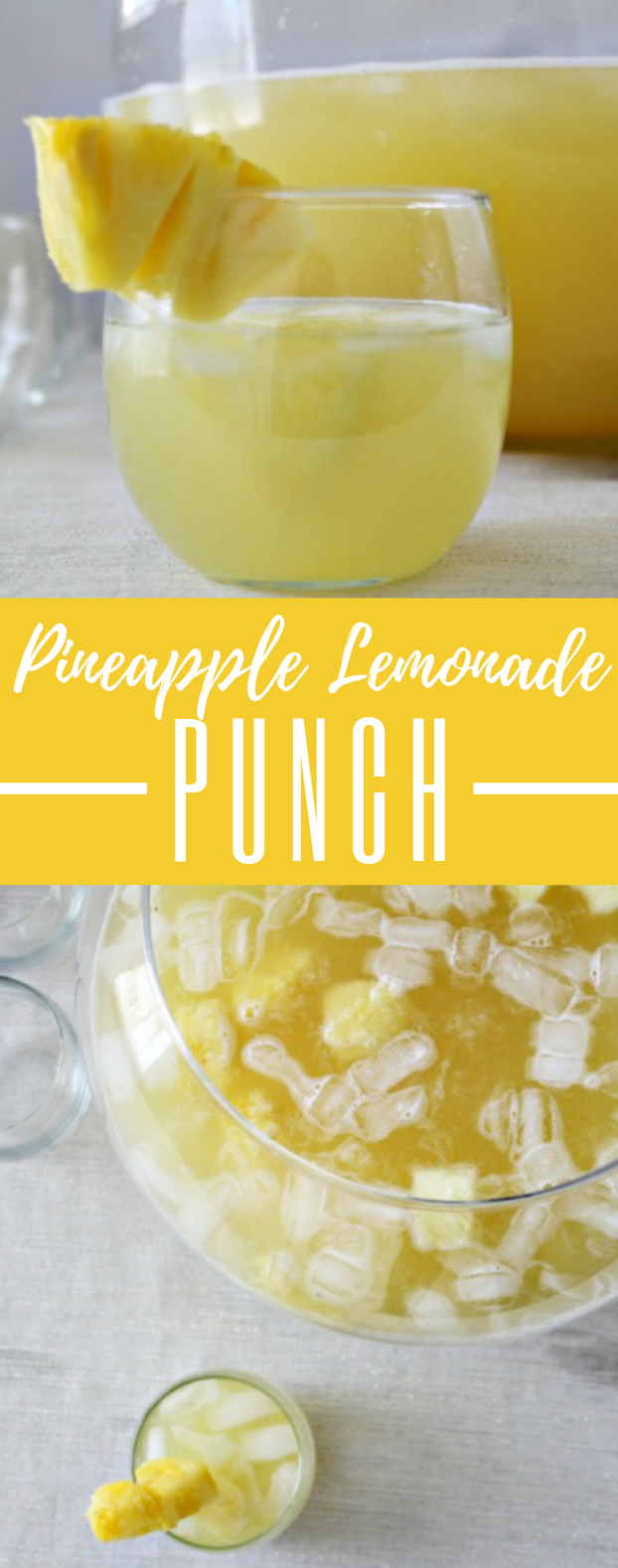 Pineapple Beverages #drinks #punch