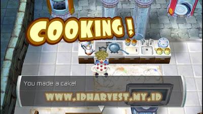 Memasak dan Daftar Lengkap Masakan di Harvest Moon: Innocent Life