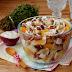 Salada de Salpicão com Frutas de Outono
