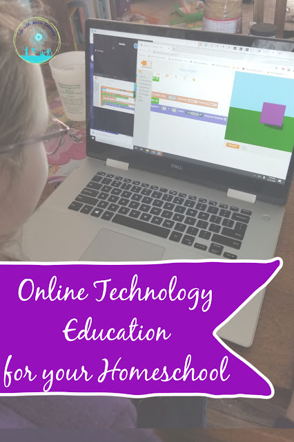 MYTEK LAB online coding classes for homeschool.